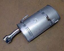 End-Schalldämpfer/Silencer Peugeot 206 cc 2,0 Genuine