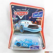 Disney Pixar Cars Blue Dinoco Chick Hicks Supercharged series