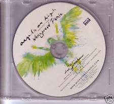 WIDESPREAD PANIC Angels on High EDIT PRESS PROMO DJ CD