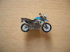 Pin Anstecker Triumph Tiger 800 blau blue Motorrad Art. 1255 Spilla Motorbike