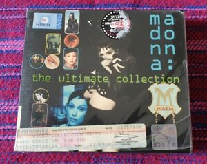 Madonna ~ The Ultimate Collection ( Malaysia Press ) Vcd
