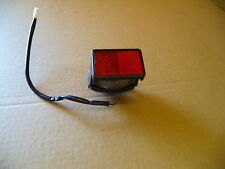 01' Suzuki Katana 750 GSX750F *160 MI.* / OEM LICENSE TAG LIGHT