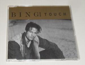 BING ABRAHAMS - TOUCH - 1994 UK 4 TRACK PROMO CD SINGLE