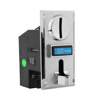 Multi Coin Acceptor Selector Slot for Arcade Game Mechanism Vending Machine Part