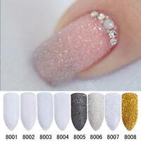 1g Holographics Nail Glitter Powder Sugar Dust Powder  Decoration Tips