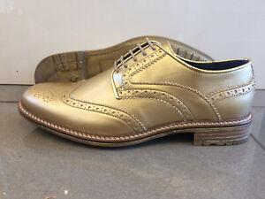 Irregular choice Mens 'Edwin' (Q) brogue Shoes