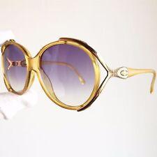 occhiali da sole CHRISTIAN DIOR 2189 oro sunglasses round square cat eye gold