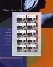 1997 Breast Cancer Awareness Stamp Pack
