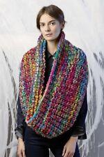 Follang Yarns Young Knitting Instructions Grosser Rundschal As Download Fol 005