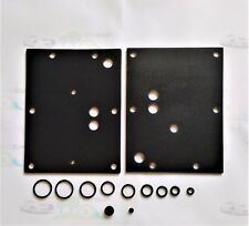 BRC Genius MAX Riparazione Set Membrane Kit di Fissaggio RIDUTTORE GPL Autogas