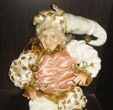 Vintage Elf Figurine Beautiful Lady Design Nr