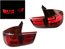 Retrofit Taillights for BMW E70 X5 06-10 prefacilft Tail LED Rear Lights Back M