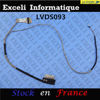 Toshiba Satellite L850 & L855 lcd led lvds video screen cable p / n 1422-018H000