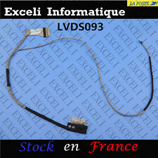 LCD LED PANTALLA VÍDEO CABLE PLANO FLEXIBLE DISPLAY Toshiba Satellite C855-S5630