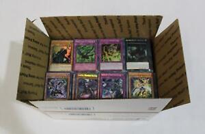 YGO Yu-Gi-Oh! Mixed Rarity Bulk Lot ~3000 Card Collection MP/NM