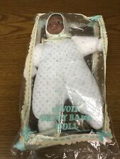Vintage Avon BE MY BABY DOLL Cloth Doll with Bottle 1991 NOS Sealed 1C