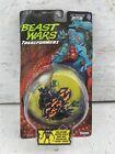 1996 Transformers Beast Wars SPITTOR Frog Predacon Vintage Kenner Sealed