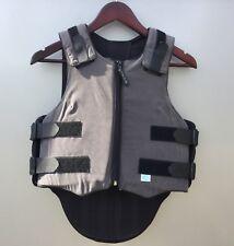 Horse Riding Grey Body Protector Ladies Medium Air O Wear conforms to BETA