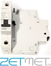 Eaton / Memera MEM AD32B 32 Amp Type B Single Pole 240V 6kA Circuit Breaker MCB
