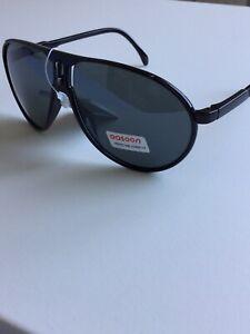 lunette de soleil Style Carrera Sport Black Neuf Sous Blister.