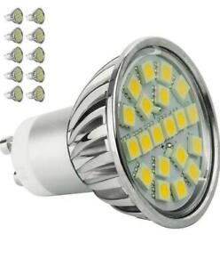LED GU10 WARM or COOL WHITE  A+ Energy Saving Light Bulbs  * FROM JUST £1 each*