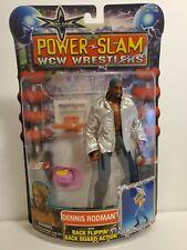 NEW WCW POWER SLAM DENNIS RODMAN ACTION FIGURE(099)