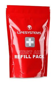 Lifesystems First Aid Kit Dressings Refill Pack 25 Items