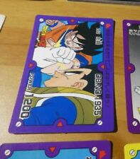 DRAGON BALL Z DBZ PP AMADA PART CARDDASS CARD CARTE 252 MADE IN JAPAN **