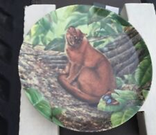 Knowles Plate , The Jaguarundi America Series Certificate & Brochure