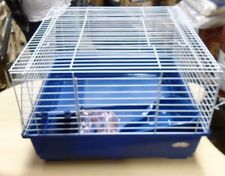 Marchioro 24 X 24 X 9.5 Tommy 62 Wh/Bl Rodent Rabbit Rat Cage