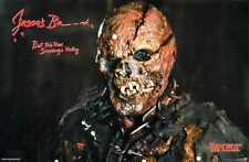 Friday 13th 7 Poster 02 A2 Box Canvas Print