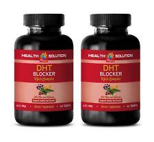 hair grow treatment - DHT BLOCKER HAIR COMPLEX - saw palmetto and zinc 2B