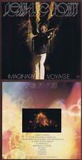 """Jean-Luc Ponty """"Imaginario voyage"""" 9-Song-Werk de 1976! Fusionjazz! Nuevo CD"""