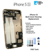 **NEW** iPhone 5S Back Cover Housing Assembly Replacement Pre Assembled  - GOLD
