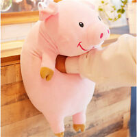 Giant Big Soft Piggy Pig Plush Stuffed Doll Pillow Toy 35'' Animal Doll Gift New