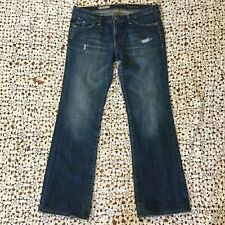 Adriano Goldschmied Womens Jeans 29R The Angelina Petite Boot Cut Distressed