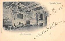 Fontainebleau - Salon Louis XIII