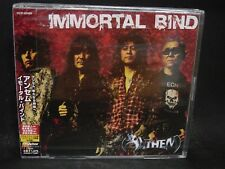 ANTHEM Immortal Bind JAPAN CD Loudness Yasha Goldbrick Powernude Black Hole