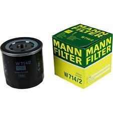 Original MANN-FILTER Ölfilter Oelfilter W 714/2 Oil Filter