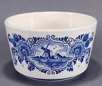 Delft Blauw Hand Painted Holland Planter Bowl