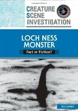 Loch Ness Monster: Fact or Fiction? (Creature Scene Investigation)