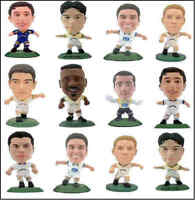 Corinthian Microstar Football Model Figure Leeds United Players Various Seasons