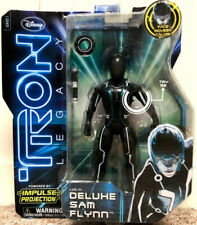 """Tron Legacy Ultimate Sam Flynn 12"""" Figure w/ Impulse Projection -Spin Masters"""