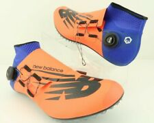 New Balance USDSGMHO Orange Blue Sprint Sigma Track Spike Running Shoes Men's 8