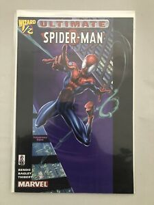 ULTIMATE SPIDER-MAN 1/2 - RARE