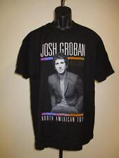 "New Josh Groban ""In the Round Tour"" Mens Size 2XL 2XLARGE Band Concert Shirt"