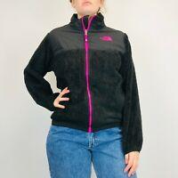 The North Face Denali Fleece Women's Medium Black Full Zip