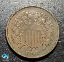 1868 2 Cent Piece  --  MAKE US AN OFFER!  #B8680