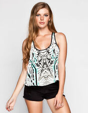 Fox Racing Lucid Womens Crop Tank Top Size X-Large BNWT