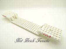 1 x Lego / Technic 6 x 34 Split Level Train / Truck / Lorry /  Base - White